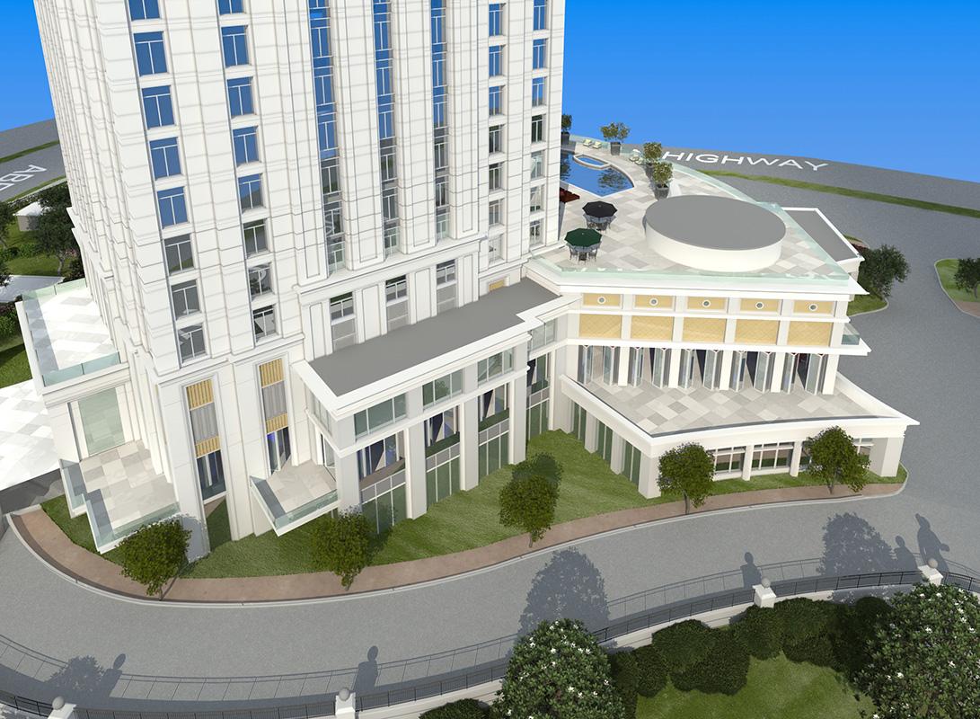 Grand Bohemian Atlanta Reese Vanderbilt Associates